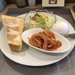 ごはんCafe KAWA - 料理写真:モーニングサービス