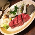 源蔵 - 料理写真:飛騨牛シャトーブリアン