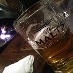 さすらい人 - 暖炉とビール