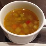 浅草イタリアン Tiamo 425 - スープ