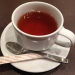 浅草イタリアン Tiamo 425 - ホット紅茶