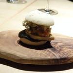 TTOAHISU - ◆ハンバーガー・・これは初めて頂きます。