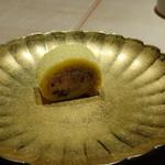 TTOAHISU - ◆シェフの故郷愛媛のお菓子「タルト」をイメージして作られた品。 ロールケーキの中には「餡」「生クリーム」「柚子のコンフィチュール」が入りいい味わい。