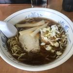永来軒 - 普通ラーメン 醤油 ¥600