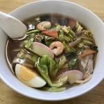 中華ゴング - 広東麺600円