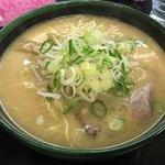 麺処 ら塾 - 味噌ラーメン 900円