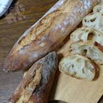 とんちん - とんちんプチパン(フランスパン・トランディション)