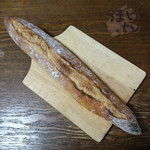 とんちん - 料理写真:プチパン(フランスパン・トランディション)
