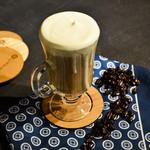 錢屋カフヱー - 錢屋マンデリンのアイリッシュコーヒー