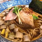麺SAMURAI 桃太郎 - 奥州いわい鶏だし 780円!