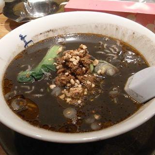 黒(黒ごま)担々麺