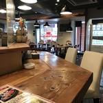 西中島ミート酒場 エビスカフェ&バル -