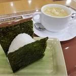 CAFE NORTE Sapporo - お昼ゴハン