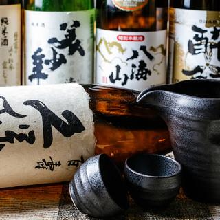 【地酒】全国津々浦々20種類以上