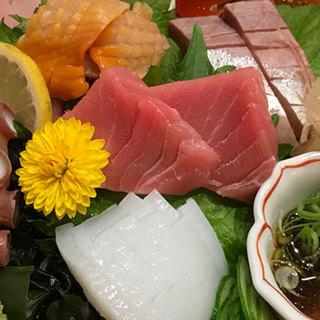 38年の目利き!朝から食べられる新鮮な魚を是非!