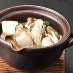 牡蠣の味噌バター煮(7ヶ入り)