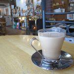 メイミーズ - ドリンク写真:カフェオーレ(480円)