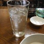 どさん娘 紅谷町店 - 焼酎の水割り200円