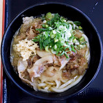サヌキのピッピ - 豚肉ぶっかけ冷