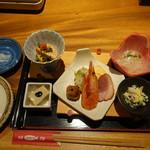 和 DINING どこや - 料理写真:とりあえずの小鉢5種みたいなセット