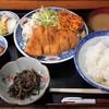 しなの - 料理写真:日替定食(トンカツ)700円