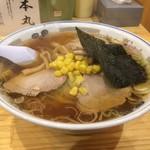 79914280 - 「醤油チャーシュー麺」800円「麺大盛り」100円(税込)
