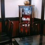 Fujiwara - 飾棚にカップコレクション