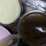 イル ビニェ - エクレアとシュークリーム用のクリーム