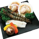 焼肉 名門 - 海鮮集合