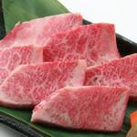焼肉 名門 - 料理写真:上カルビ