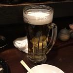 味兵衛 - 生ビール