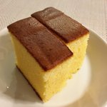 御菓子 つちや - 養老の卵を使ったカステラ(プレーン)