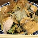 nurukansatouoosaka - 蒸し鶏のサラダ