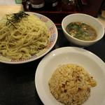 笑店 - 料理写真:つけ麺です。2018-0125訪問