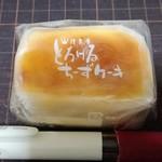 住吉屋 - とろけるちーずケーキ 156円