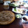 郷土食堂 - 料理写真:やまびこしめじ天ざる