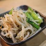 焼肉 八廣 - ナムル