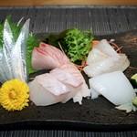 寿司一作 - お刺身