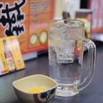 串鐵 - レモンサワー@380円+税