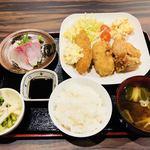J食堂わんえいと - スペシャル定食