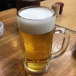 赤坂あべちゃん - 生ビール