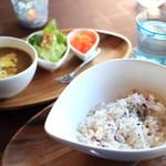 cafe しずく - 料理写真: