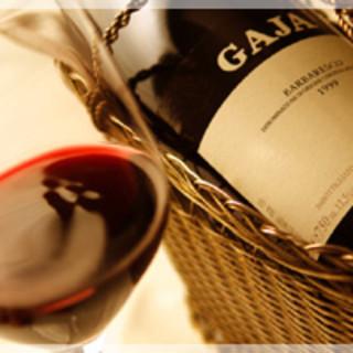 好みのワインとともに料理をおたのしみください