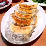 台湾料理 新東洋 - 手作り餃子¥500 2017.10.26
