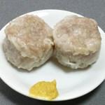 肉厚わんたん麺と手作り焼売 ら麺亭 - 料理写真:毎朝餡から仕込むシュウマイは、ふんわりじゅわっと