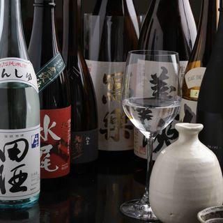 """和食にぴったりな""""とっておきの一杯""""を"""