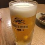 炉端居酒屋 ぱぱらぎ - 生ビール 290円!