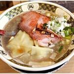 すごい煮干ラーメン凪 - 煮干ラーメン 820円 やはり煮干しと言えば凪!