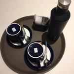 軽井沢マリオットホテル - ドリンク写真:ポットで提供されたコーヒー