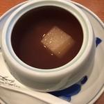 中国料理 仙ノ孫 - 本日の薬膳蒸しスープ